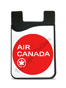 Air Canada Logo Card Caddy
