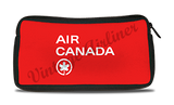 Air Canada Logo Travel Pouch