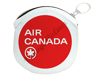 Air Canada Logo Round Coin Purse