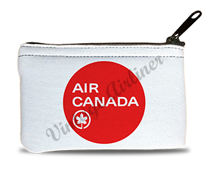 Air Canada Logo Rectangular Coin Purse