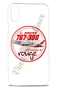 Air Canada Rouge 767-300 Bag Sticker Phone Case