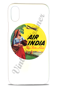 Air India Fly the Tata Line Bag Sticker Phone Case