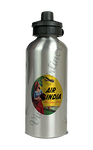 Air India Vintage Bag Sticker Aluminum Water Bottle