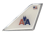 American Airlines Old Livery Tail Pin