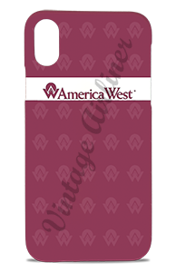 America West Logo Phone Case