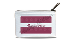 America West Logo Rectangular Coin Purse