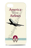 America West First Logo Phone Case
