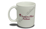 America West Original Logo 11 oz. Coffee Mug