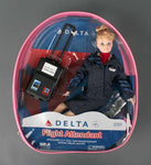 Delta Flight Attendant Doll