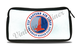 Eastern Airlines 1940's Great Silver Fleet Vintage Bag Sticker Travel Pouch