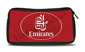 Emirates Airlines Logo Travel Pouch
