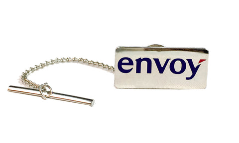 Envoy Airlines Logo Tie Bars and Tie Pins