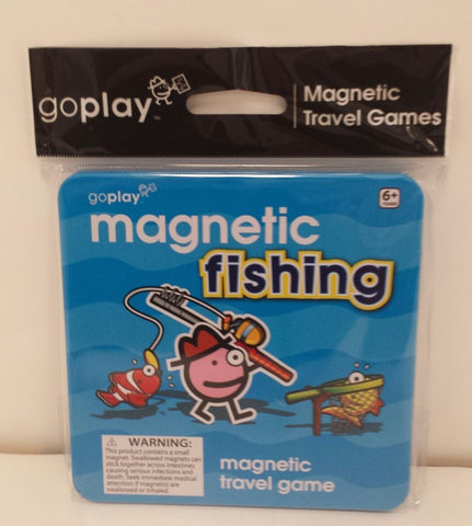 Play Go Fish Game Magnetic Travel Game