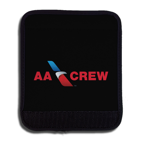American Airlines New Color Logo Handle Wrap
