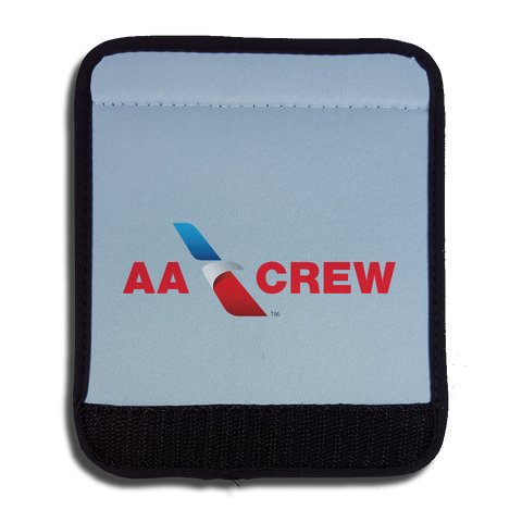 American Airlines New Logo Blue Handle Wrap