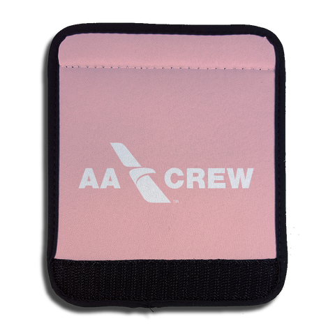 American Airlines New Logo Pink Handle Wrap