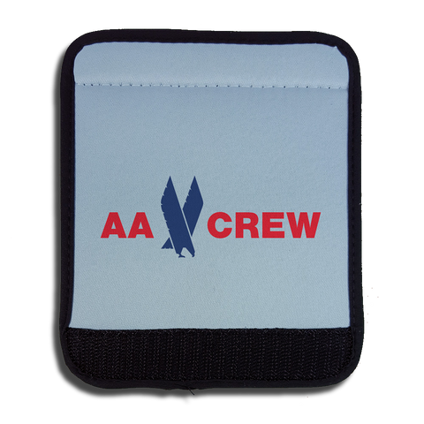 American Airlines Eagle Blue Handle Wrap