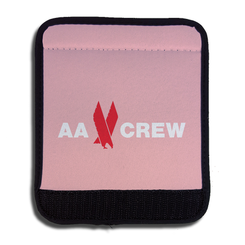 American Airlines Eagle Pink Handle Wrap