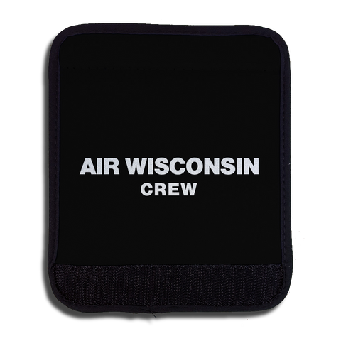 Air Wisconsin Crew White Handle Wrap