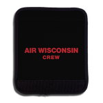 Air Wisconsin Crew Red Handle Wrap
