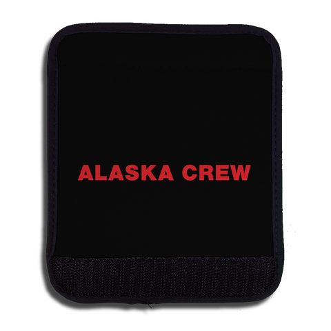Alaska Crew Red Handle Wrap