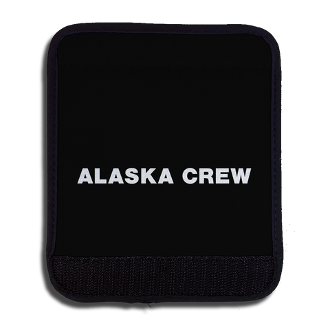 Alaska Crew White Handle Wrap