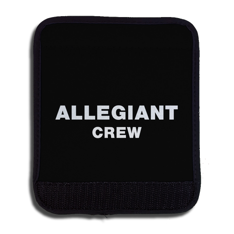 Allegiant White Crew Handle Wrap