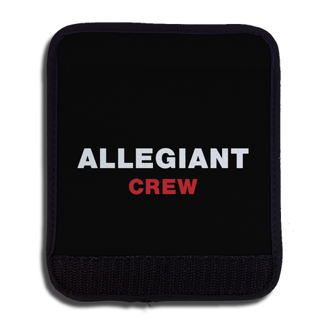 Allegiant White & Red Crew Handle Wrap