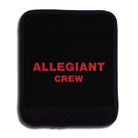 Allegiant Red Crew Handle Wrap
