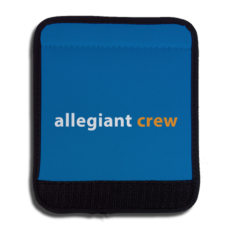 Allegiant Blue Crew Handle Wrap