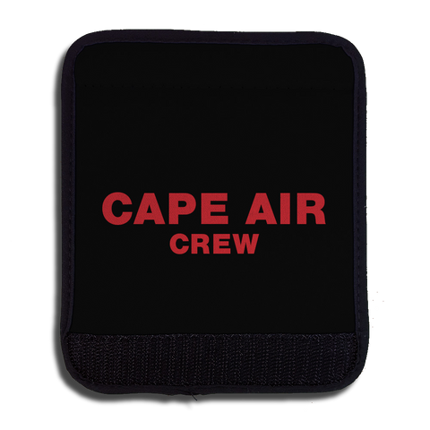 Cape Air Crew Red Handle Wrap