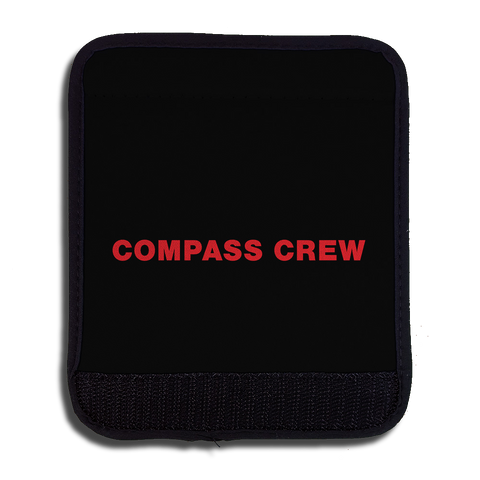 Compass Red Crew Handle Wrap
