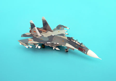 Hogan Vietnamese Air Force SU27ub 370 Air Div 1/200