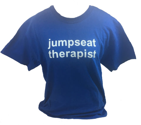 Jumpseat Therapist Men's/ Unisex T-shirt