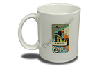 KLM  Vintage Europe 11 oz. Coffee Mug