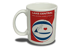 Lake Central Airlines Logo 11 oz. Coffee Mug