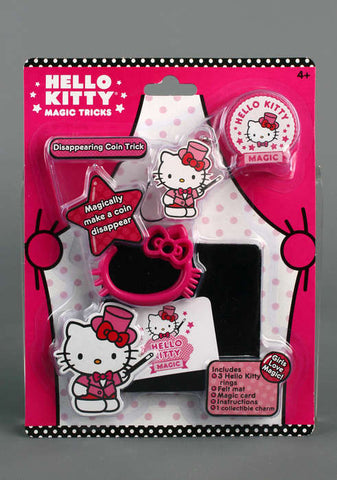 Hello Kitty Disapearing Coin Trick (**)