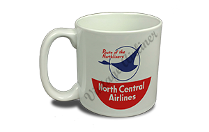 North Central Airlines Last Logo 20 oz. Coffee Mug