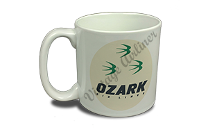 Ozark Airlines Vintage Logo 20 oz. Coffee Mug