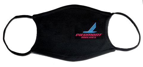 Piedmont Airlines Logo Face Mask