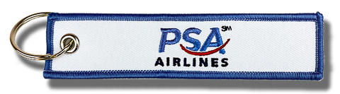 PSA New Logo Key Tag