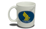 Singapore Airlines Logo 11 oz. Coffee Mug