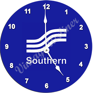 Southern Airways Logo Wall Clock