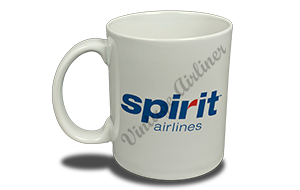 Spirit Airlines Old Logo 11 oz. Coffee Mug
