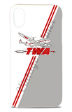 TWA 1946 Ticket Jacket Cover Phone Case