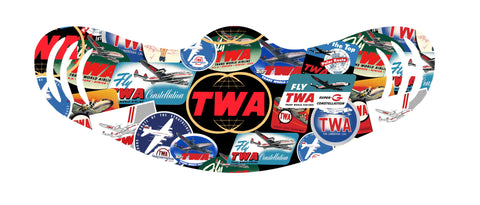 TWA Collage Face Mask