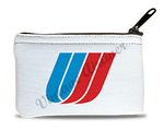 United Airlines Tulip Rectangular Coin Purse