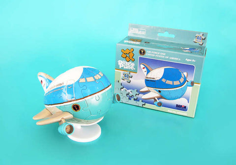 Air Force One Puzzle Plane (**)