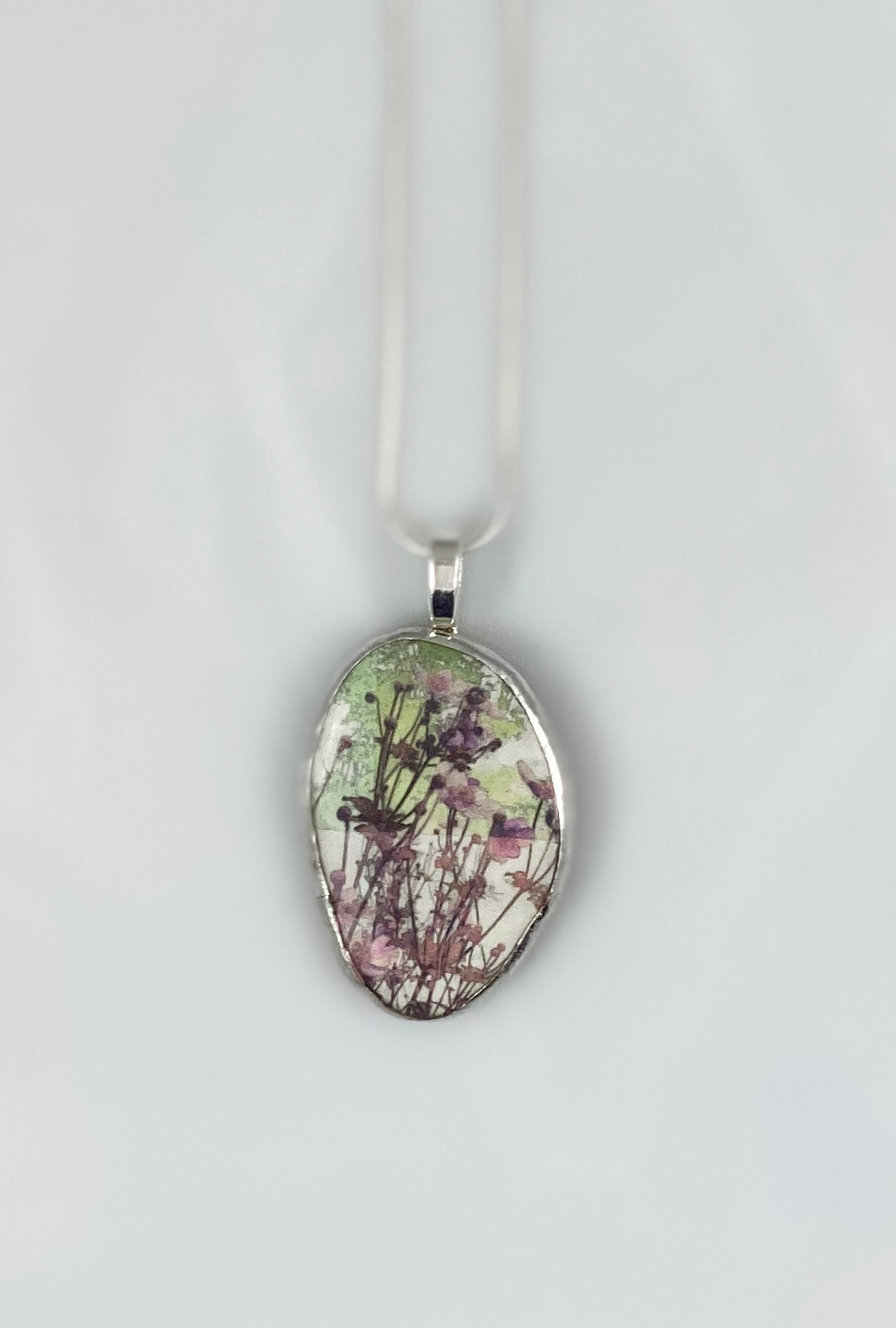 BELLA GREY - Large Pendant