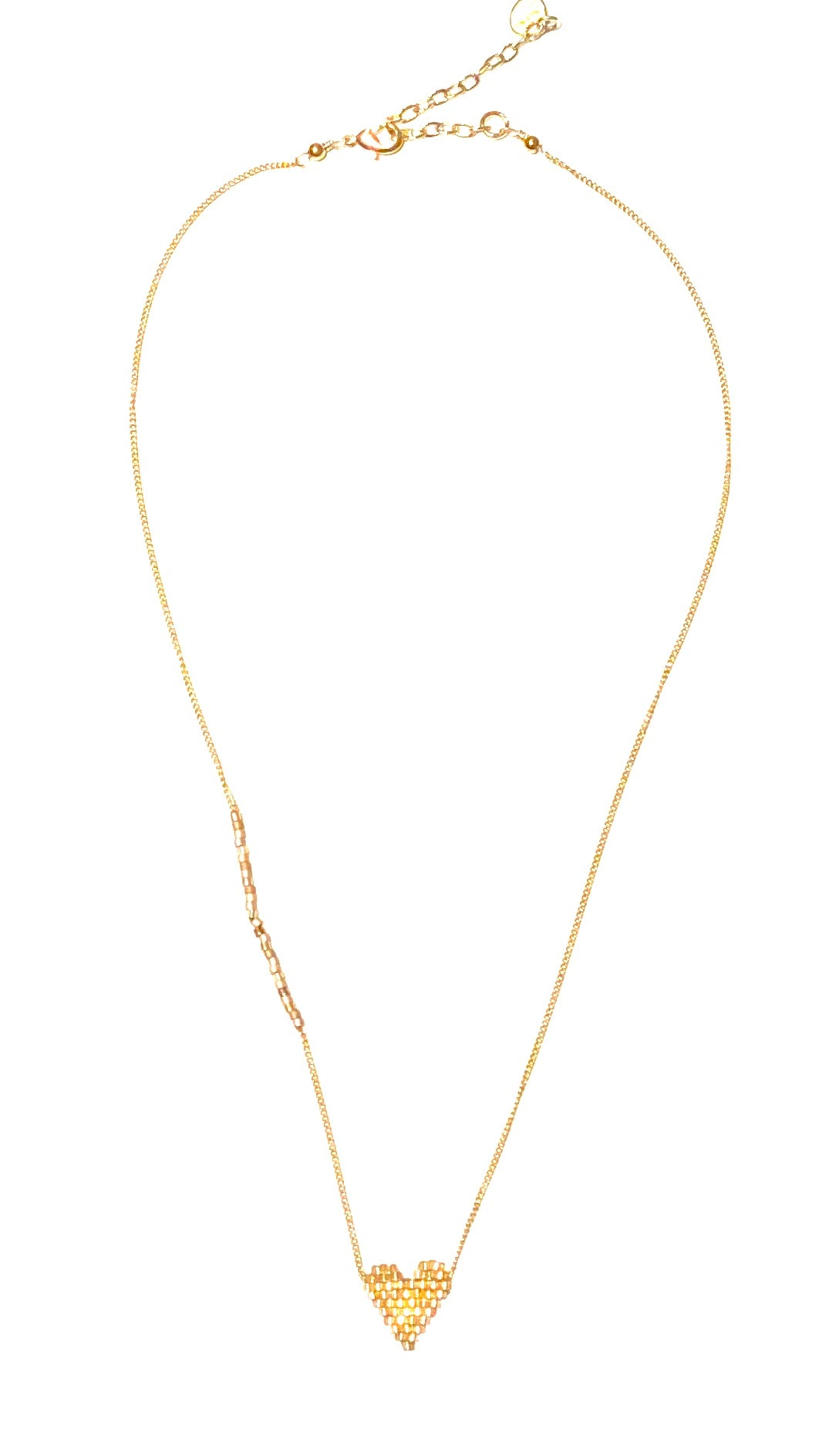 HEARTSY NECKLACE - GOLD